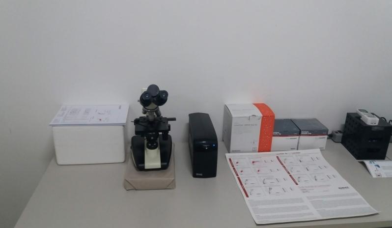 Laboratório Veterinário Diagnóstico Castelo Branco - Veterinário Laboratório