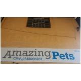 clínica veterinária melhor preço Bussocaba